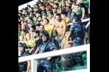 Vídeo: Torcedor argentino imita macaco em jogo contra o Santos