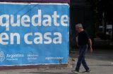 Coronavírus: Argentina bate recorde diário de mortes