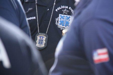 Policiais civis paralisam atividades por 24h, nesta quarta-feira (8)