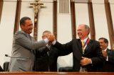 Lula deseja que Rui finalize mandato enquanto Leão aspira 'acertar' cadeira de governador
