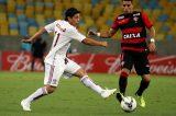 Ex-Fluminense e Flamengo brinca e vira assunto mais comentado no Twitter