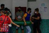 Manaus sem ar, cheiro de morte e golpe