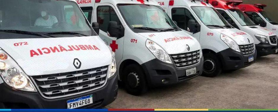 Prefeito de Uauá entrega ambulâncias as comunidades do interior