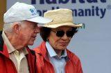 Um presidente e uma primeira-dama dos EUA no Recife