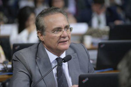 """Renan chama Bolsonaro de """"corrupto"""" e gera briga com Jorginho Mello; veja vídeo"""