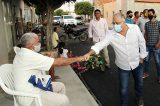 Obras de recuperação asfáltica executadas pela Codevasf chegam ao bairro Tabuleiro