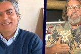 Diogo Mainardi pede demissão da TV Cultura após xingar Kakay