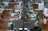Trabalhadores exaustos da pandemia declaram greve nos EUA
