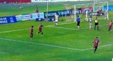 Atlético de Alagoinhas vence Juazeirense no primeiro jogo da semifinal do Baiano