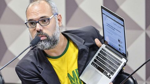 Alvo de inquéritos no STF e vivendo nos EUA, Allan dos Santos chama ministro Alexandre de Moraes de 'psicopata'