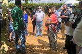 Comitiva da Rota da Fruticultura e outras representatividades visitam Projeto de Irrigação Senador Nilo Coelho