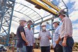 Fieb conhece Polo Agroindustrial e Bioenergético