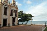 Biólogo explica por que trecho do mar próximo a igrejinha em Piedade, é perigoso para banhistas