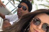 Ronaldinho Gaúcho reúne ex-namoradas para testemunharem com Priscilla