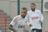 São Paulo desconfia que Dani Alves fechou com rival