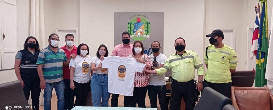 Semana Nacional de Trânsito é comemorado em Juazeiro com campanha educativa
