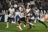 Com gol de Gabriel Pereira, Corinthians vence o Fluminense no Brasileirão